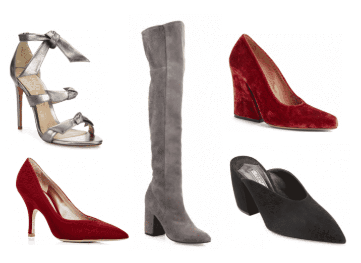 BUY NOW:   THE 5 FALL Shoes