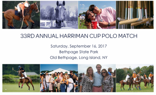what to wear harriman cup