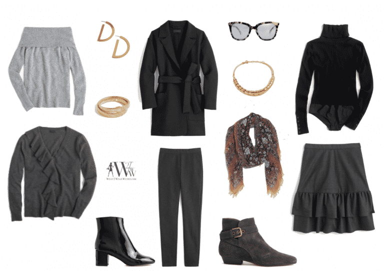 What to Wear November