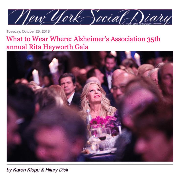 NYSD  Rita Hayworth