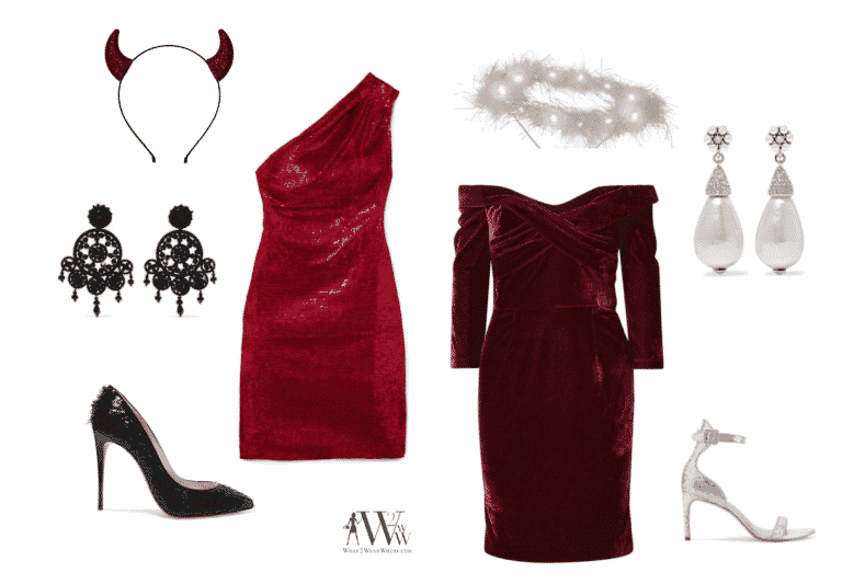 Naughty or Nice for New Year's Eve