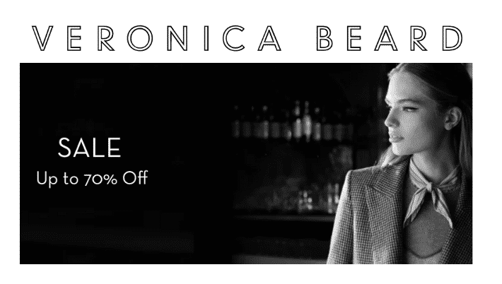 Veronica Beard Sale: 70% OFF, New York City