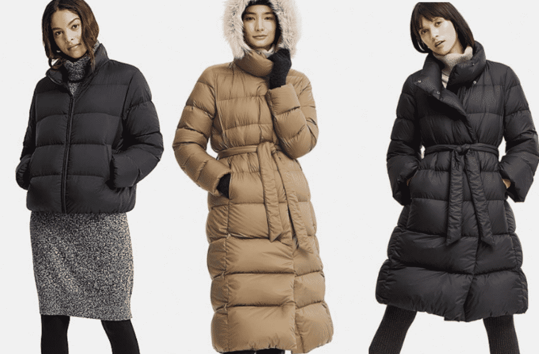BUY NOW:  Uniqlo Sale Coats