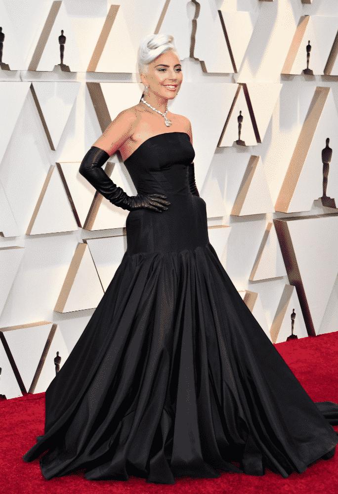 Vogue, Oscars Red Carpet, Lady Gaga
