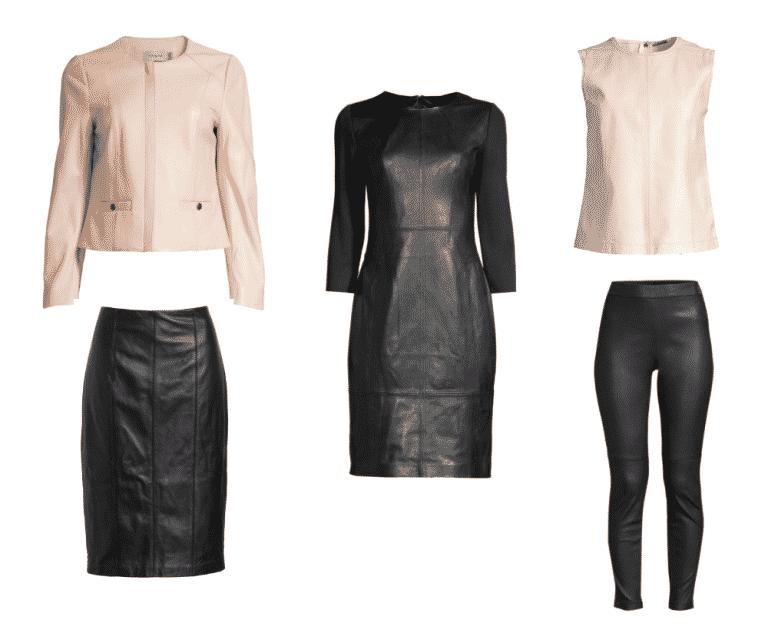 Wear Leather in March