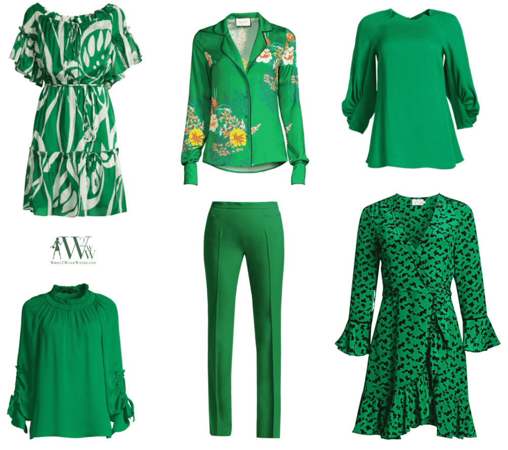 Wearing Your Greens