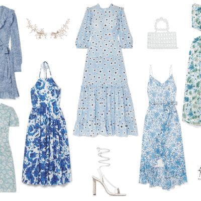 hilary dick, best florals for spring