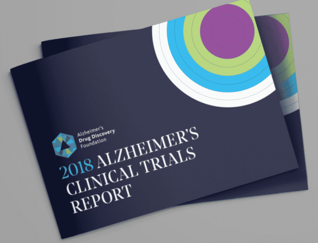 Alzheimer's Discovery Foundation  clinical report trials.