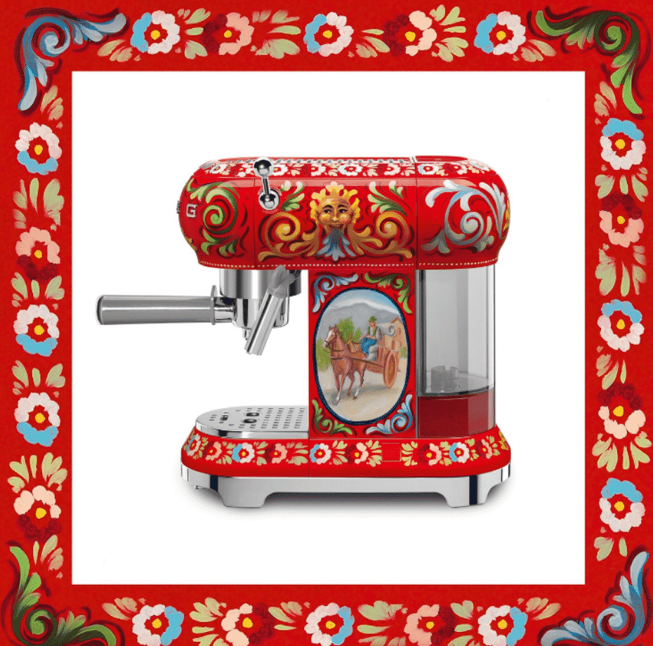 Dolce & Gabbana Chic Appliances.