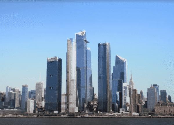 Hudson Yards, New York City, Manhattan's slickest gated community