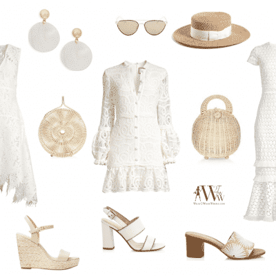 what to wear to a polo match. best white dresses,