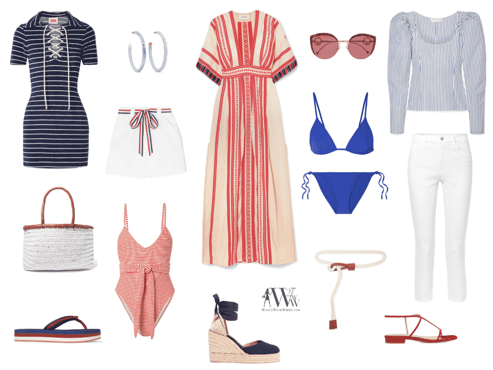What to wear 4th of July hilary dick