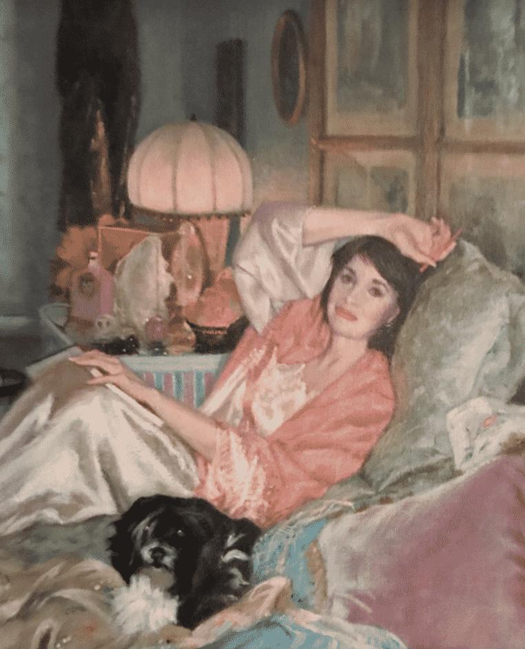 New York Social Diary, Remembering Gloria Vanderbilt.