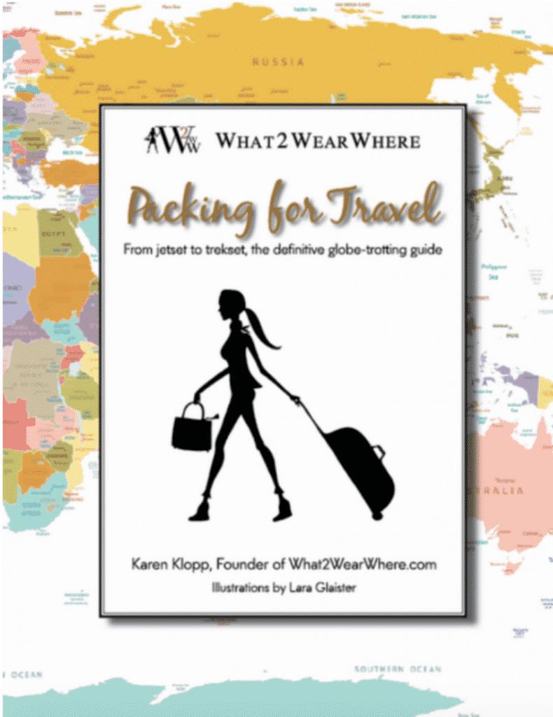 Packing for Travel by Karen Klopp