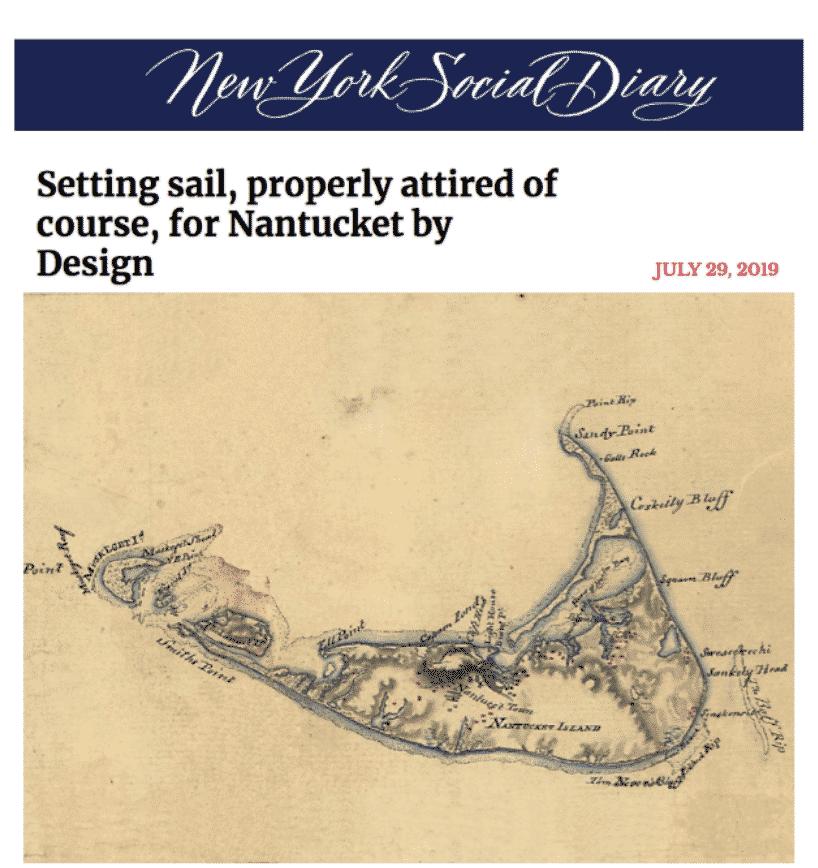Nantucket by Design NYSD