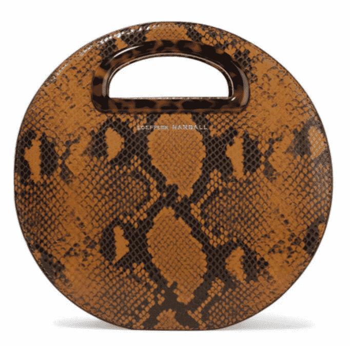 Loeffler Randal Small Bag.   Karen Klopp picks her favorite Mini Bags, a Fall Trend 2019