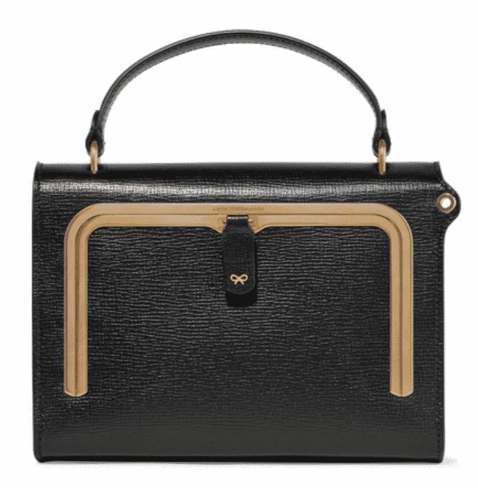 Anya Hindmarch Bag.  Karen Klopp picks her favorite Mini Bags, a Fall Trend 2019
