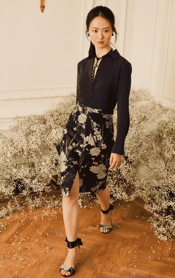 karen klopp picks fall fashion trends  at Charlotte Brody