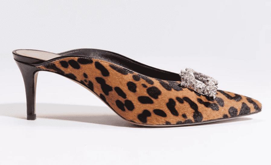 Karen Klopp picks Top Fall Trends, Kitten Heel slides